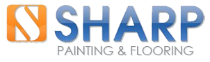 Sharp Painting & Flooring, LLC Logo